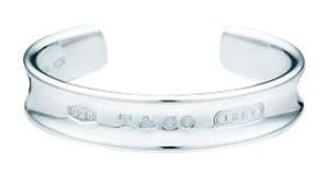 Tiffany & Co. T&Co 1837 Medium Cuff