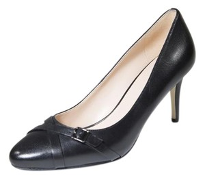 Cole Haan Leather 7 Black Pumps