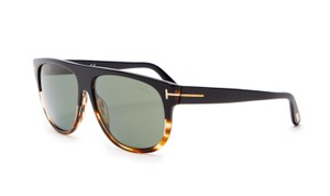 Tom Ford NEW Kristen FT375 Polarized Two-Tone Sunglasses, Unisex