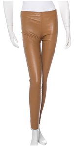 The Row Tan Leggings