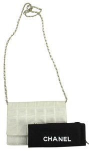 Chanel Woc Wallet Chain Crossbody Mini Classic Classic Flap Shoulder Bag