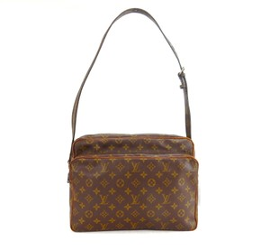 Louis Vuitton Monogram Messenger Shoulder Bag