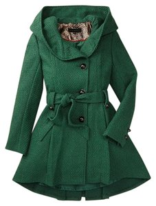 Steve Madden Green Forest Jacket Coat