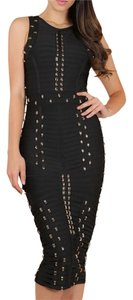 Other Holiday Lbd Bandage Dress