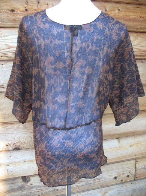 Lauren Ralph Lauren Top Brown