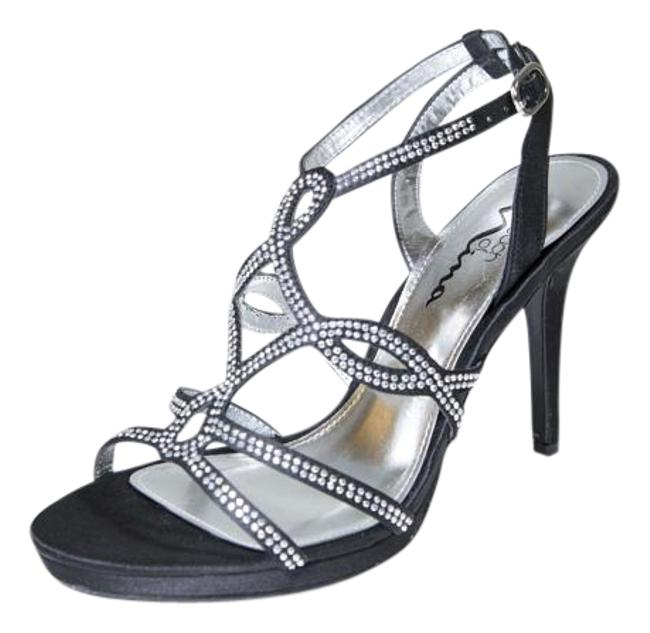 Touch of Nina Black Womens High Heels Dress Formal Shoes Size US 8 Regular (M, B) Touch of Nina Black Womens High Heels Dress Formal Shoes Size US 8 Regular (M, B) Image 1