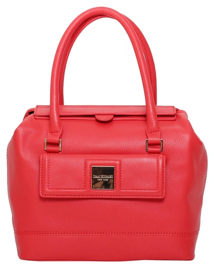 Preload https://img-static.tradesy.com/item/2026313/isaac-mizrahi-new-york-andrea-pebble-scarlet-red-leather-satchel-0-0-540-540.jpg