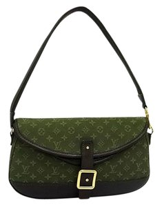 Louis Vuitton Mini Lin Berangere Flap Shoulder Bag