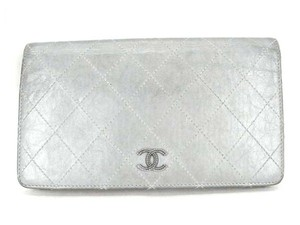Chanel Quilted Bicolor CC Wallet 211497
