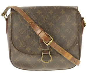 Louis Vuitton Cartouchiere Chantilly Tambourin St Cloud Jeune Fille Cross Body Bag