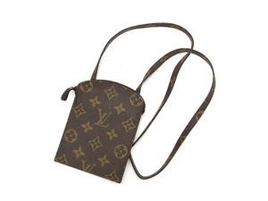 Louis Vuitton ( RARE )Monogram Secret Pouch 211822