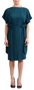 Maison Margiela short dress Pine Green on Tradesy