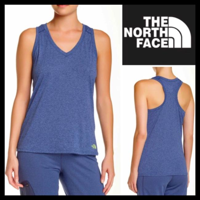 The North Face Top Ink Spot Blue Image 4