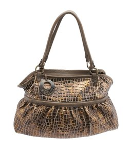 Fendi Fabric Shoulder Bag