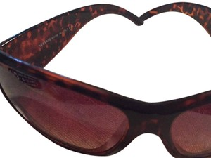 Versace VERSACE SUNGLASSES - Tortoiseshell with Medusa and Rhinestones