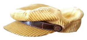 Unknown Golden Yellow Messenger Hat
