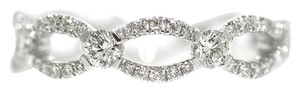Other 18K White Gold 1.14Ct Diamond Ring 2.7 Grams Size 6.5