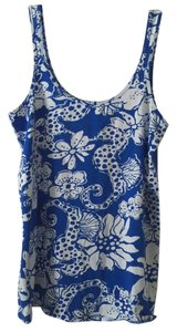 Lilly Pulitzer Tabbie Top blue