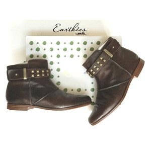 Earthies Chestnut Boots