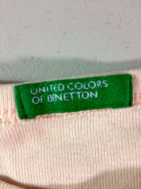 United Colors of Benetton Top Pink