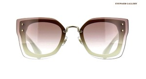 Miu Miu MIU MIU 04RS 7S31L0 (color) IVORY WHITE - FREE SHIPPING