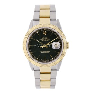Rolex Rolex Datejust 36 Stainless Steel & Yellow Gold Turn-O-Graph Watch