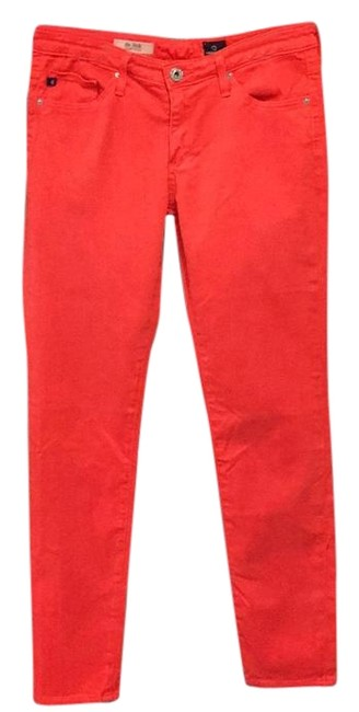 Item - Orange Pants Size 4 (S, 27)