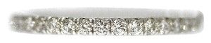 Other 14K White Gold 0.63Ct Diamond Ring 1.6 Grams Size 7