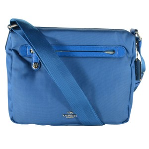 Coach Nylon Cross Body Bag