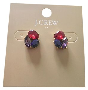 J.Crew with Pouch NWT J. Crew Earrings with Pouch