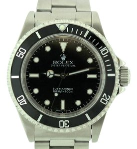 Rolex MEN'S ROLEX SUBMARINER S/S WATCH