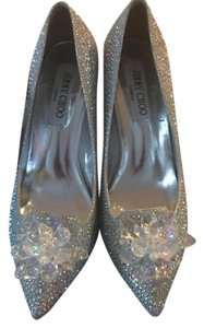 JimmyLee Designs Rhinestone Pumps