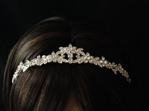 Bridal Rhinestone Wedding Tiara