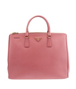 Prada Large Tote in Pink