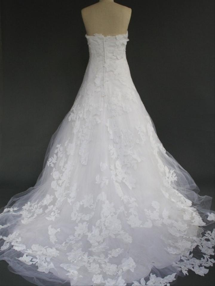 Vera wang luxe nadia wedding dress on sale 80 off for Vera wang wedding dress for sale