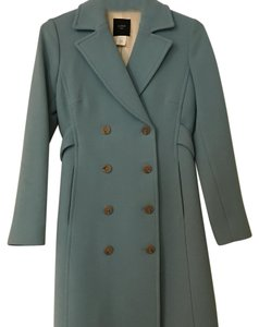 J.Crew Blue Green Pea Coat