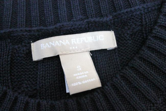 Banana Republic Buttons Sleeves Quarter Sleeves Casual Wear Sweater