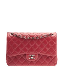 Chanel Cc Classic Flap Shoulder Bag