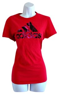 adidas Bright Activewear T Shirt Hot Pink