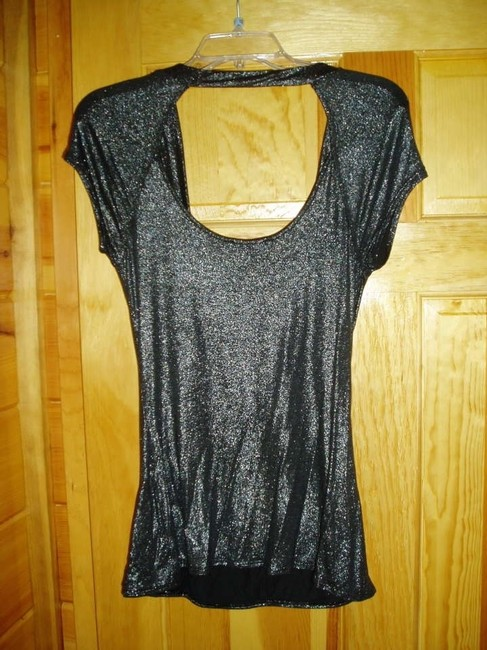 Express Top Charcoal silver