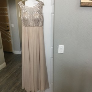 Jenny Yoo Sandstone Dress