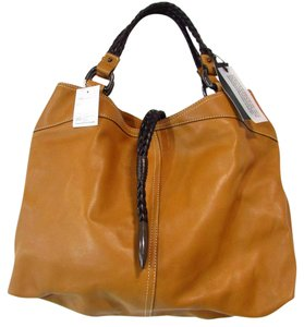 Kenneth Cole Tailor Braid Tote in Tan
