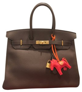 Hermès Birkin Hermes Tote in Brown