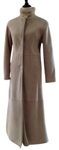 Fabrizio Corsi Italian Full Length Italian Designer New Never Worn Fur Coat