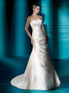 Demetrios 4284 Wedding Dress