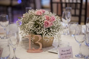 Table Numbers 1-23