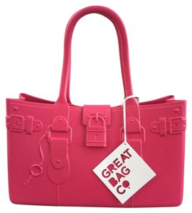 Great Bag Co Tote in Pink