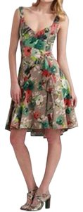 Nanette Lepore short dress Multi color on Tradesy