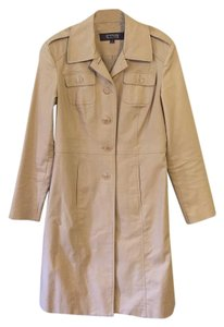 Kenneth Cole Trench Long Trench Coat