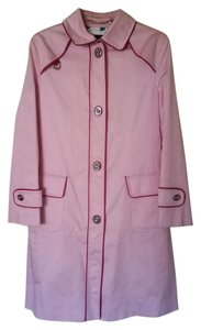 Coach Trench Mid-length Cute Trench Coat